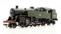 BR Standard Class 4MT 80135 BR Green (Preserved) 2-6-4 Tank Locomotive