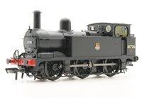 Midland Class 1F 41726 BR Black Early Emblem