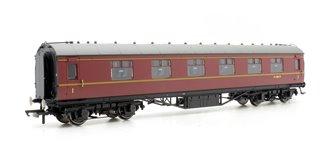 BR (Ex-LMS) Corridor 1st Class, Maroon 'M1080M'