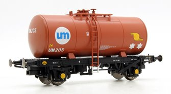 B Tank UNITED MOLASSES UM205 (brown)