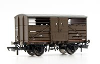 SR 10 Ton Bulleid Cattle Wagon #52478