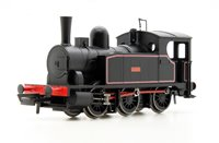 Golden Valley GV2018 Petroleum Black Ajax No38 0-6-0 Steam Loco