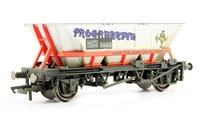 BR Railfreight HAA MGR Wagon with Graffiti