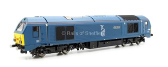 Hornby Bo-Bo Class 67 'Cairn Gorm' '67004' Caledonian Sleeper with TTS Sound