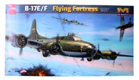 1:32 Scale B-17 E/F Flying Fortress Model Kit