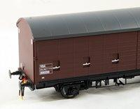 Railfreight VAA Box Van Late Bauxite