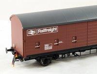 Railfreight VAA Box Van Early Bauxite
