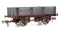 Dapol 4F-040-024 4 Plank Wagon Robert Stark 1 - Weathered