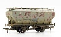 Covhop Wagon 'Soda Ash' Light Grey Weathered