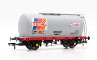 45 Ton TTA Tank Wagon 'Total' Grey