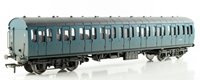 BR Mk1 Suburban Open Blue - Weathered