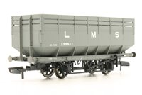 LMS 20 Ton Coke Hopper Wagon