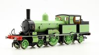 LSWR Green (As Preserved) 4-4-2T Adams Radial 415 Class Tank Locomotie 488