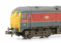Class 24 97201 Experimental RTC Livery Weathered Locomotive - FREE UK POST