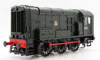 Class 08 #13282 BR Green Early Crest No Warning Panels
