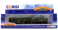 BR 'Oliver Cromwell' Britannia Class Locomotive #70013 (Static Diecast Model)
