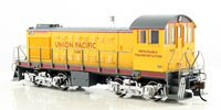 Union Pacific (Dependable Transportation) Alco S-2 Diesel Switcher Locomotive with DCC sound