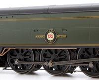 BR 4-6-2 'Clan Line' '35028' Merchant Navy Class (Un-Rebuilt) - Early BR Locomotive