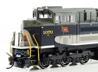 Wabash SD-70ACe Diesel Locomotive #1070 - DCC Sound Equipped