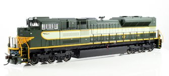 ERIE SD-70ACe Diesel Locomotive #1068 - DCC Sound Equipped