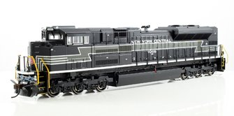 New York Central SD70ACe Diesel Locomotive #1066 - DCC Sound Equipped