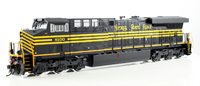Nickel Plate Road GE ES-44AC Diesel Locomotive #8100 - DCC Sound Equipped