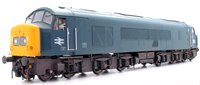 Heljan 4504 Class 45 - BR Blue Yellow Ends Black and Bufferbeams Weathered