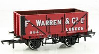 Oxford Rail OR76MW7007 'F. Warren & Co. Ltd., London'