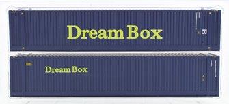 45ft Container (x2) Dream Box