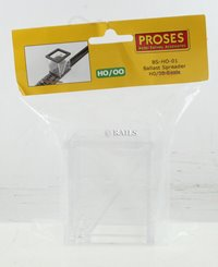 Proses PBS-HO-01 OO/HO Gauge Track Ballasting Hopper Tool