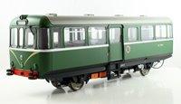 AC Railbus W79976 Light Green Speed Whiskers