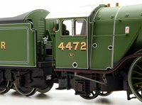 LNER Green 'Flying Scotsman' Class A3 4-6-2 Locomotive - Circa 1984 - Royal Duties LIMITED EDITION