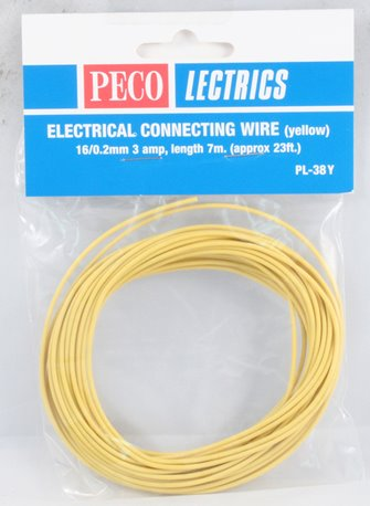 Electrical Connecting Wire (yellow)