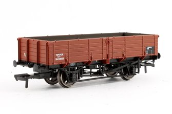 12 Ton Pipe Wagon BR Bauxite (Late)