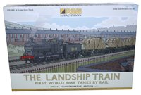 Landship Train Collectable Train Pack