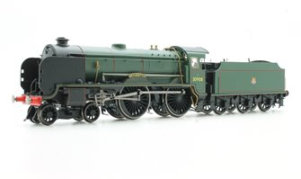 BR Green 4-4-0 'Westminster' Schools Class - Early BR Locomotive 30908