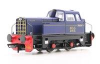 Sentinel 'DH16' 4DH MSC Locomotive