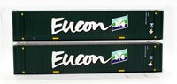 45ft Container (x2) Eucon