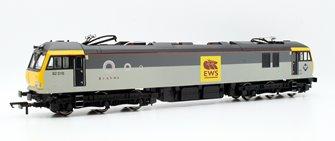 EWS Co-Co 'Brahms' Class 92016 Electric Locomotive