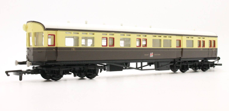 Gwr Autocoach Oo Gauge By Hornby Rails Of Sheffield