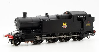 BR Black (Early) Class 42XX 2-8-0 Tank Locomotive 4287