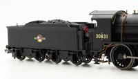 BR Black (Late) Maunsell Class S15 4-6-0 Steam Locomotive 30831