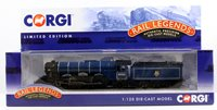 BR Blue 4-6-2 'Prince of Wales' A3 Class Locomotive 60054 (Static Diecast Model)