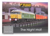 The Night Mail Train Set