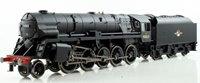 RailRoad BR 2-10-0 Franco Crosti Boiler 9F Class - Late BR