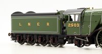 Hornby R3437 Class A3 4-6-2 2503 'Firdaussi' in LNER apple green - gloss finish