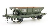 Catfish Ballast Hopper Wagon DB983503 in engineers olive (TOPS panels)