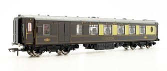 K-Type Pullman Third Class Parlour Brake Car 'Car No.78'