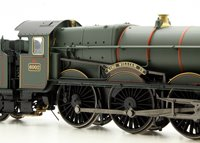 Hornby R3409 BR 4-6-0 'King William IV' 6000 King Class - Late BR Locomotive #6002