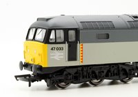 RailRoad Class 47 033 Railfreight Diesel Locomotive with TTS Sound